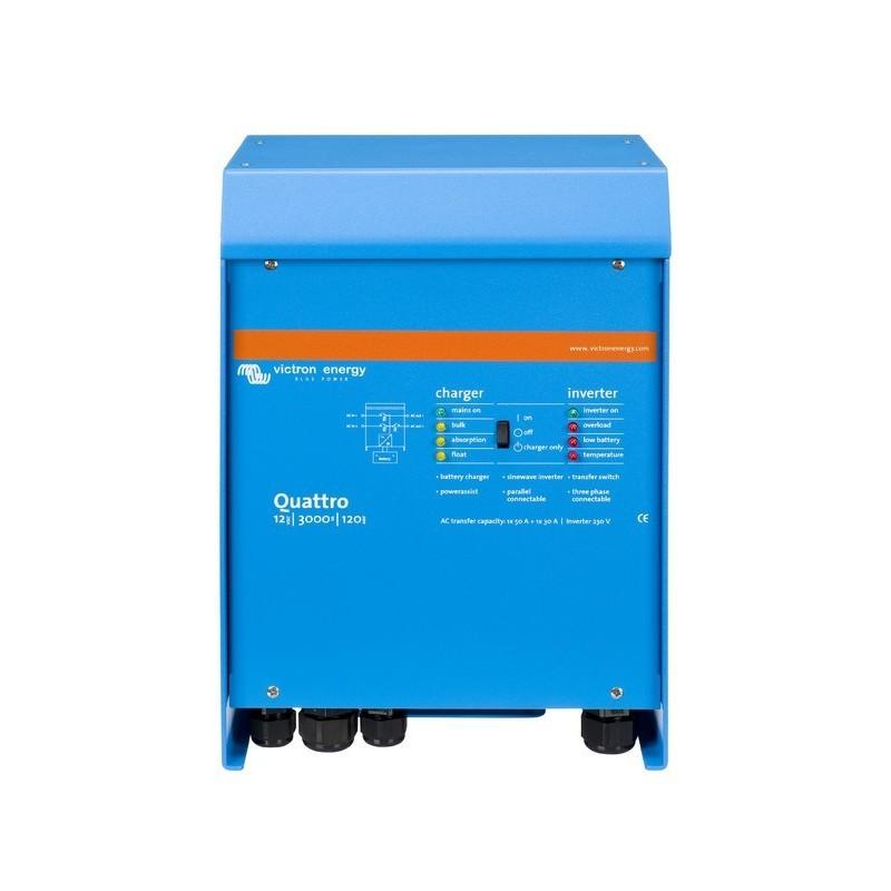 Invertor cu charger 12V 3000V Victron...