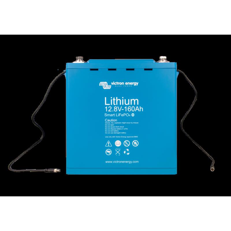 LiFePO4 battery 12,8V/160Ah - Smart