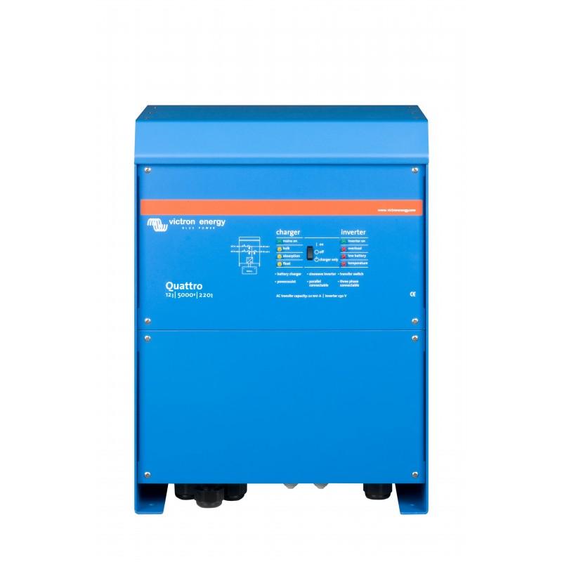 Invertor cu charger 12V 5000W Victron...