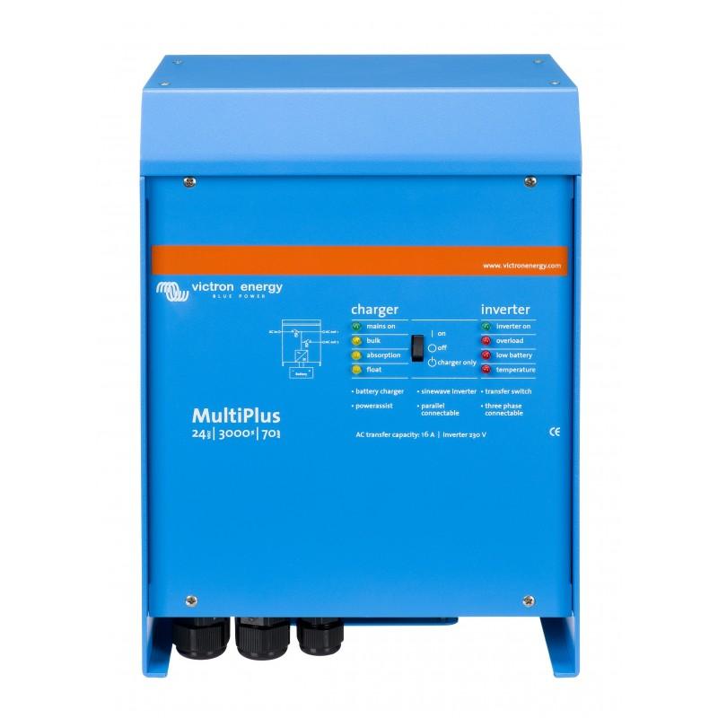 Invertor cu charger 24V 3000W Victron...