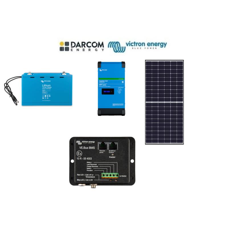 Sistem fotovoltaic Victron Energy 3kW...