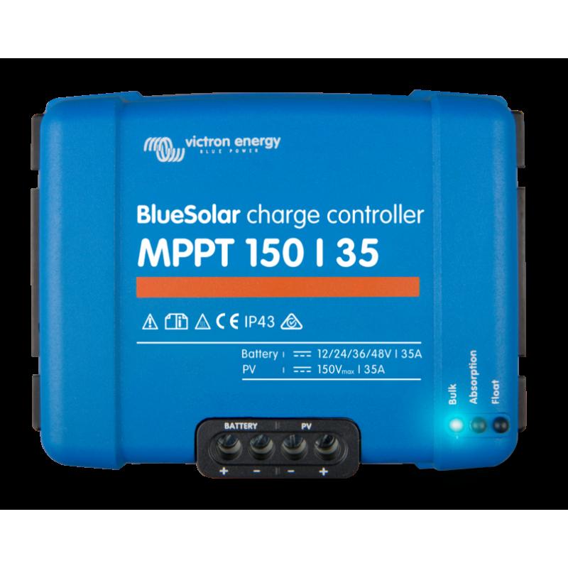 Incarcator solar 12V 24V 48V 35A...