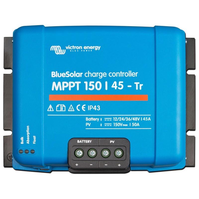 Incarcator solar 12V 24V 48V 45A...