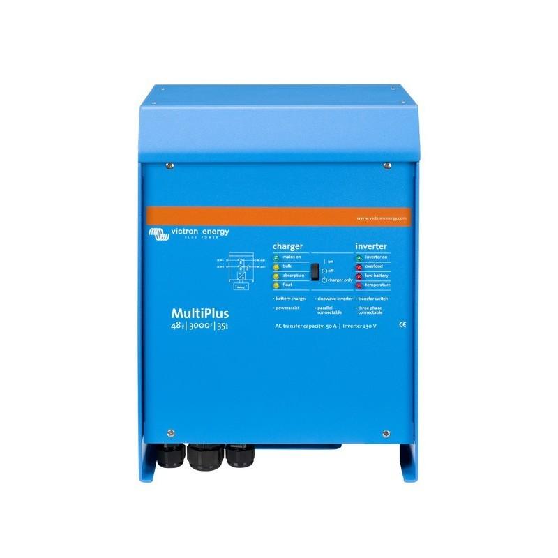 Invertor cu charger 48V 3000W Victron...