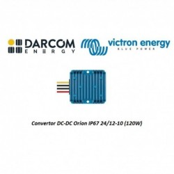 Convertor DC-DC Orion IP 67 24/12-5 (60W)