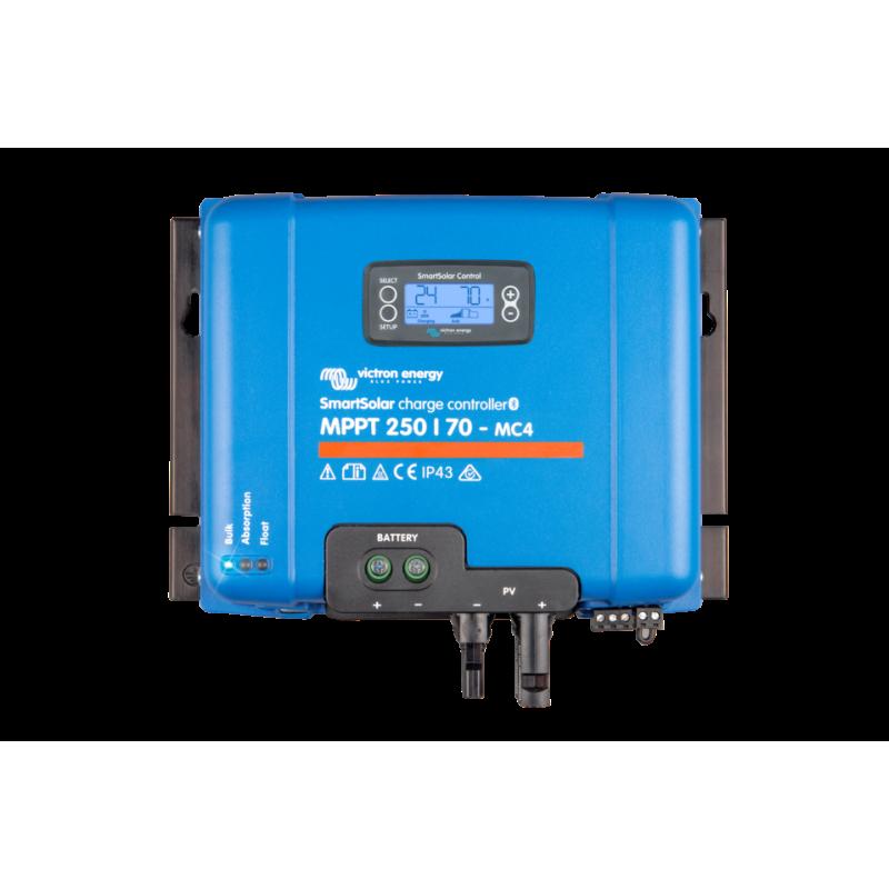 Incarcator solar 12V 24V 48V 70A...
