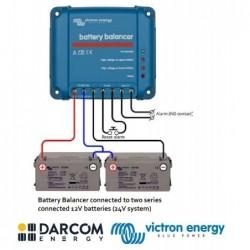 Battery Balancer - Sistem...